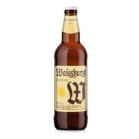 Пиво Уманьпиво Waissburg Blanche світле живе нефільтроване 4,7% с/б 0,5л