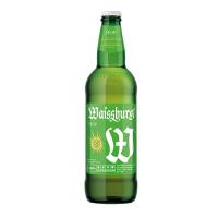 Пиво Уманьпиво Waissburg Hop світле живе фільтроване 4,6% с/б 0.5л