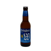 Пиво Уманьпиво Waissburg Lager світле живе фільтроване 4,7% с/б 0.33л