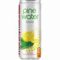 Напій Morshynska Plus Pine Water смак лимона з/б 0,33л х12
