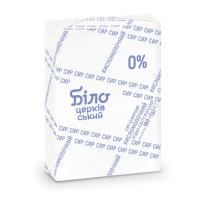 Сир Білоцерківський кисломолочний 0% 180г
