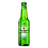 Пиво  Хайнекен 0,33л