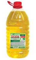 Засіб Silvia для миття посуду Соковитий лимон 5л
