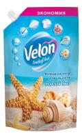 """Кондиціонер-ополіскувач для тканин Velon """"Морський бриз"""", 2 л"""