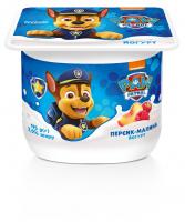 Йогурт Danone Персик-Малина 2% 115г