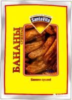 Банани Santa Vita Classic сушені 200г