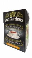 Чай Sun Garden чорний Erl Grey 90г
