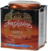 Чай Sun Gardens Opa чорний байховий ж/б 150г