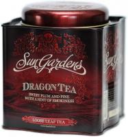 Чай Sun Garden Dragon чорний крупнолистовий ж/б 200г