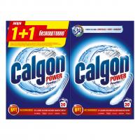 Засіб Calgon для пом`якшення води порошок1кг+1кг х6