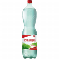 Вода мінеральна Трускавецька с/г 1,5л х12
