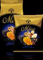 Асорті Misso сушених плодів та горіхів Кардіо Мікс 60г