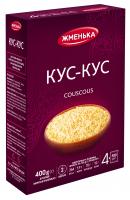 Кус-Кус Жменька пшеничний в пакетах 400г