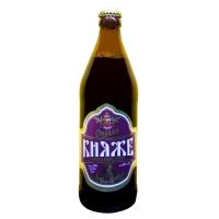 Пиво Опілля Княже темне живе 4,8% с/б 0,5л