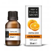 Олія Flora Secret ефірна Апельсинова 25мл