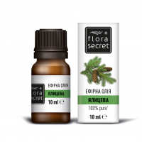 Олія ефірна натуральна Flora Secret Ялицева, 10 мл