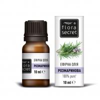 Олія ефірна натуральна Flora Secret Розмаринова, 10 мл