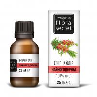 Олія Flora Secret ефірна Чайного дерева 25мл