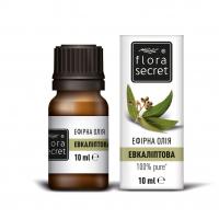 Олія ефірна натуральна Flora Secret Евкаліптова, 10 мл
