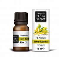 Олія ефірна натуральна Flora Secret Іланг-ілангова, 10 мл