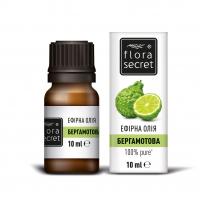 Олія ефірна натуральна Flora Secret Бергамотова, 10 мл