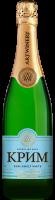 Вино ігристе Крим біле напівсолодке 10,5-13,5% 0,75л