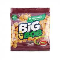 Арахіс Big Bob смажений солоний зі смаком Телятина з аджикою 30г