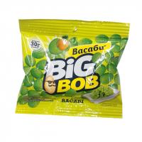 Арахіс Big Bob смажений солоний зі смаком Васабі 30г