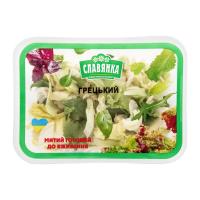 Суміш для салату Славянка Грецький 140г