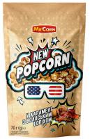 Попкорн Mc`Corn у карамелі з волоським горіхом 70г