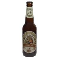 Пиво Mur Golden Ale крафт світле нефільтроване 5% 350мл