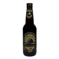 Пиво Mur Dark as the Night крафт темне 5,7% 350мл
