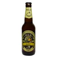 Пиво Mur Amber крафт світле фільтроване 4,4% 350мл