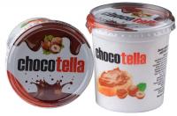 Десерт Chocotella Екстаза з аром.вершків з горіхами 400г