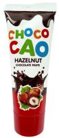 Десерт Choco Cao Екстаза чорний з горіхами 65г