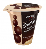 Десерт Danone Даніссімо Шоколадні кульки 6,5% 280г х8