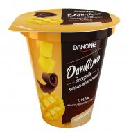 Десерт Danone Даніссімо Манго-Чорний шоколад 6% 280г х8