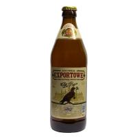 Пиво Kaluskie Exportowe До Відня світле фільтроване 4,3% 0,5л с/б