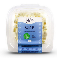 Сир кисломолочний Мума 5% 450г