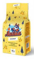 Морозиво пломбір зі смаком ванілі пакет ТМ Лайка Україна 700г