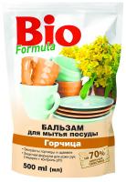 Засіб Bio Formula Бальзам д/мит.посуду Горчиця д/п 500мл