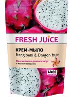 Крем-мило рідке Fresh Juice Frangipani & Dragon Fruit, 460 мл (дой-пак)