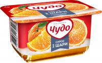 Сирок Чудо 4,2% іспанський апельсин 100г