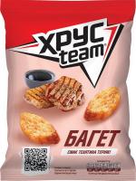Сухарики Хрусteam Багет смак телятина в соусі Теріякі 60г