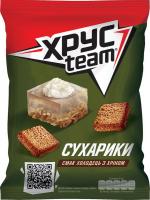 Сухарики Хрусteam смак холодцю з хріном 60г