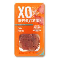 Чіпси Бащинський Dry Pork свині с/в 0,050г