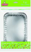 Форма Eventa Picnic алюмін. для запікання 4шт. 215*155*45мм