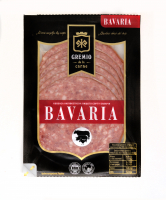 Ковбаса Gremio de la carne Bavaria н/к в/г 100г х15