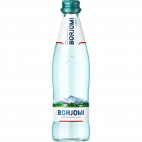 Вода мінеральна Боржомі 0,33л х12