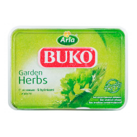 Сир Arla Buko із зеленню крем 150г х12